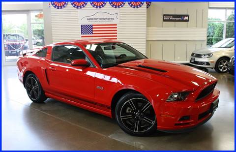2013 Ford Mustang for sale at 608 Motorsports in Madison WI