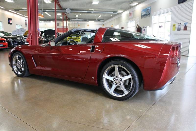 2007 Chevrolet Corvette for sale at 608 Motorsports in Madison WI