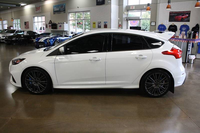 2016 Ford Focus for sale at 608 Motorsports in Madison WI