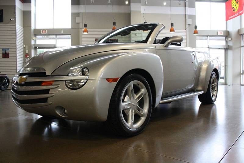2004 Chevrolet SSR for sale at 608 Motorsports in Madison WI