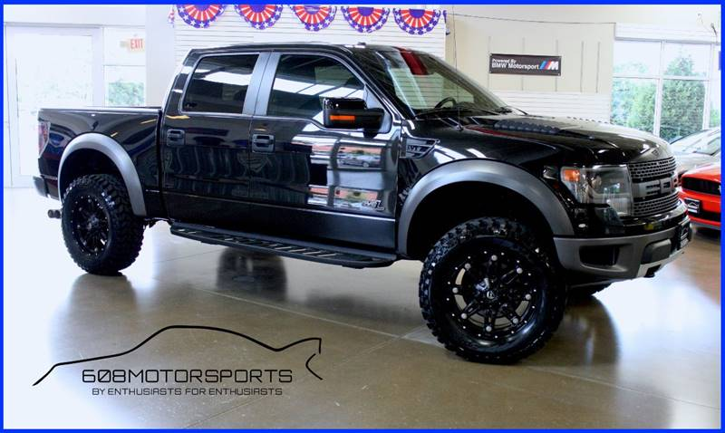 2014 Ford F-150 for sale at 608 Motorsports in Madison WI