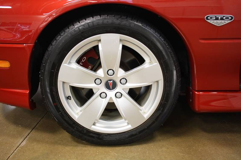 2006 Pontiac GTO for sale at 608 Motorsports in Madison WI