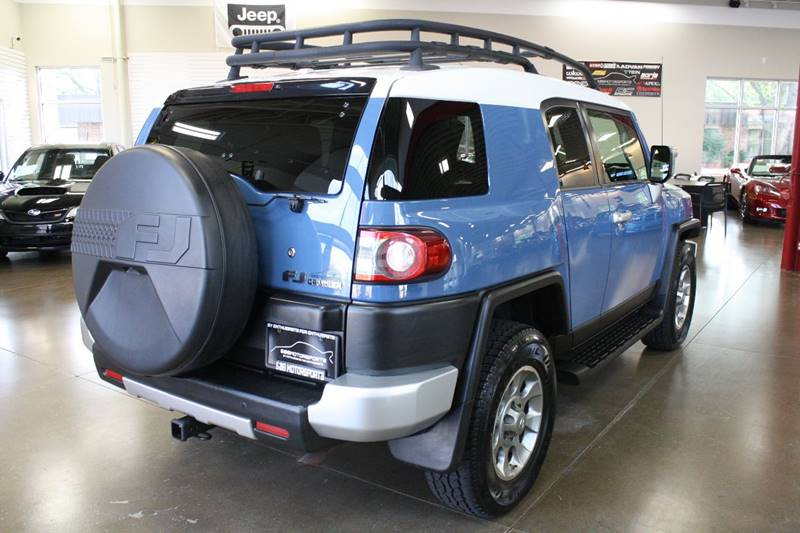 2012 Toyota FJ Cruiser for sale at 608 Motorsports in Madison WI
