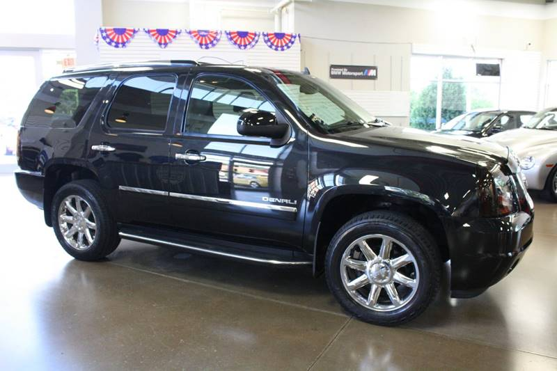 2012 GMC Yukon for sale at 608 Motorsports in Madison WI