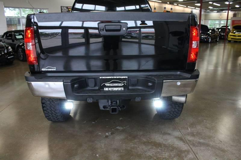 2011 Chevrolet Silverado 3500HD for sale at 608 Motorsports in Madison WI