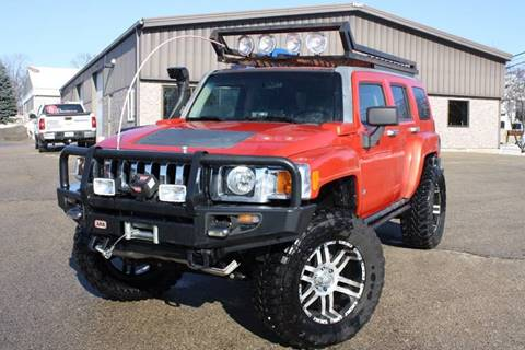2009 HUMMER H3 for sale at 608 Motorsports - Sold Inventory in Sun Prairie WI