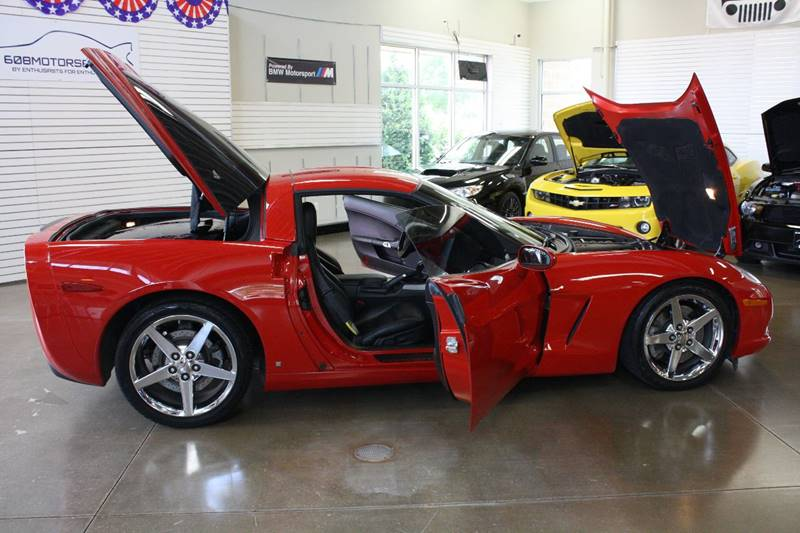 2006 Chevrolet Corvette for sale at 608 Motorsports in Madison WI