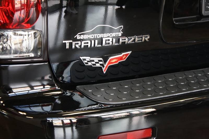2006 Chevrolet TrailBlazer for sale at 608 Motorsports in Madison WI
