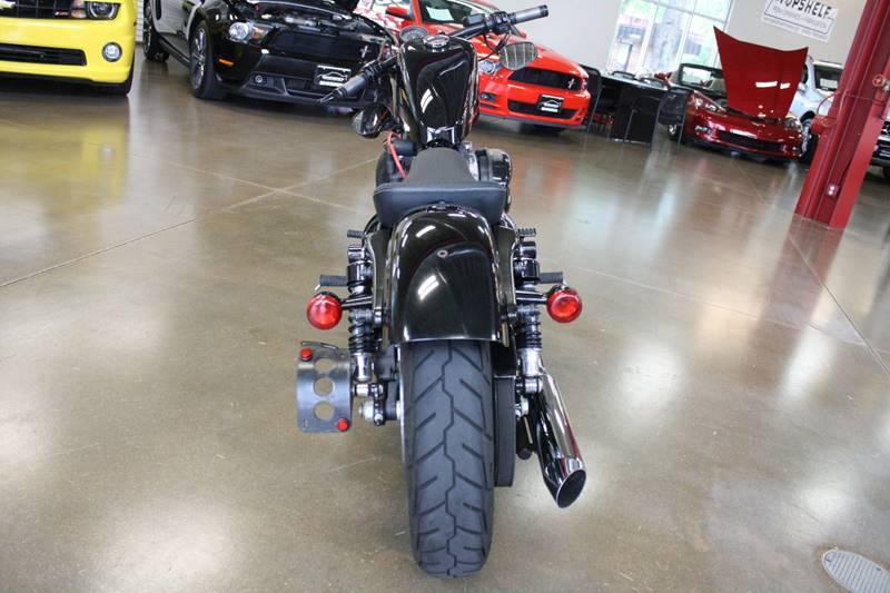 2013 Harley-Davidson Sportster for sale at 608 Motorsports in Madison WI