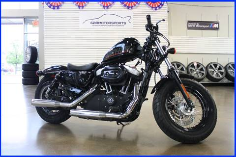 2013 Harley-Davidson Sportster for sale at 608 Motorsports in Madison WI