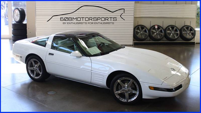 1993 Chevrolet Corvette for sale at 608 Motorsports in Madison WI