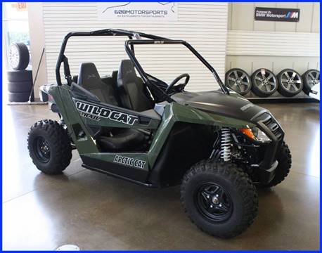 2014 Arctic Cat Wildcat for sale at 608 Motorsports in Madison WI