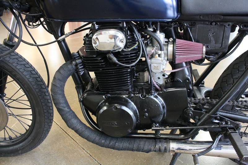 1973 Honda CB350 for sale at 608 Motorsports in Madison WI