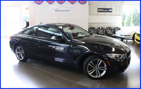 2015 BMW 4 Series for sale at 608 Motorsports in Madison WI