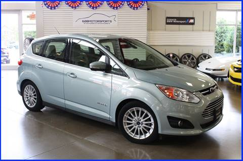 2013 Ford C-MAX Hybrid for sale at 608 Motorsports in Madison WI