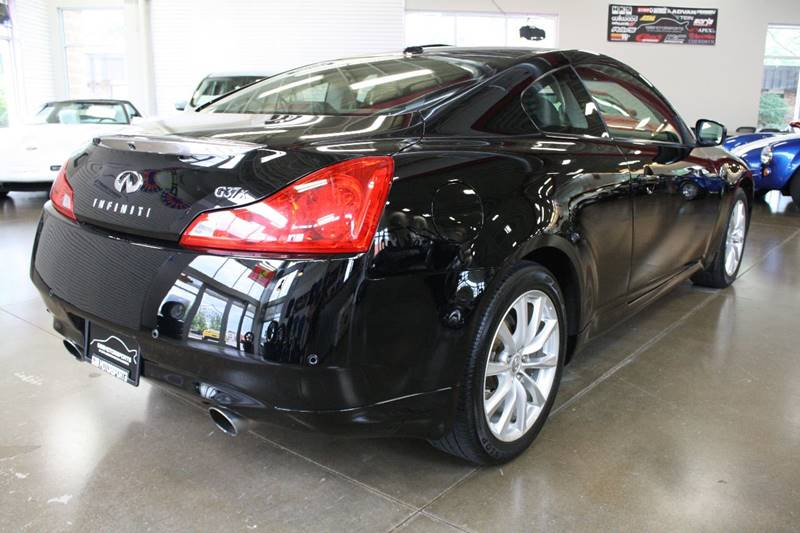 2010 Infiniti G37 Coupe for sale at 608 Motorsports in Madison WI