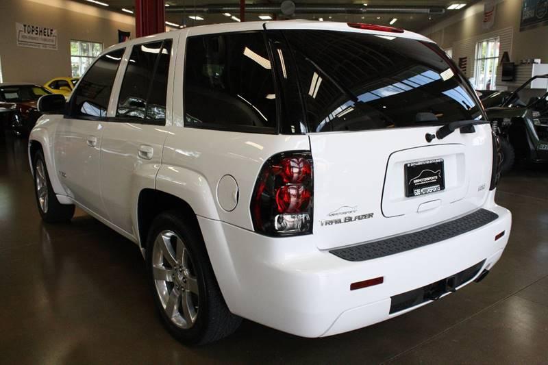 2007 Chevrolet TrailBlazer for sale at 608 Motorsports in Madison WI