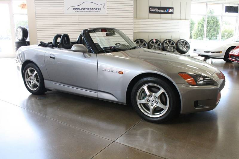 2003 Honda S2000 for sale at 608 Motorsports in Madison WI