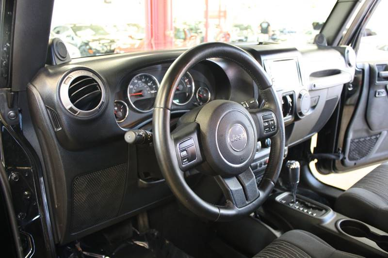 2011 Jeep Wrangler Unlimited for sale at 608 Motorsports in Madison WI