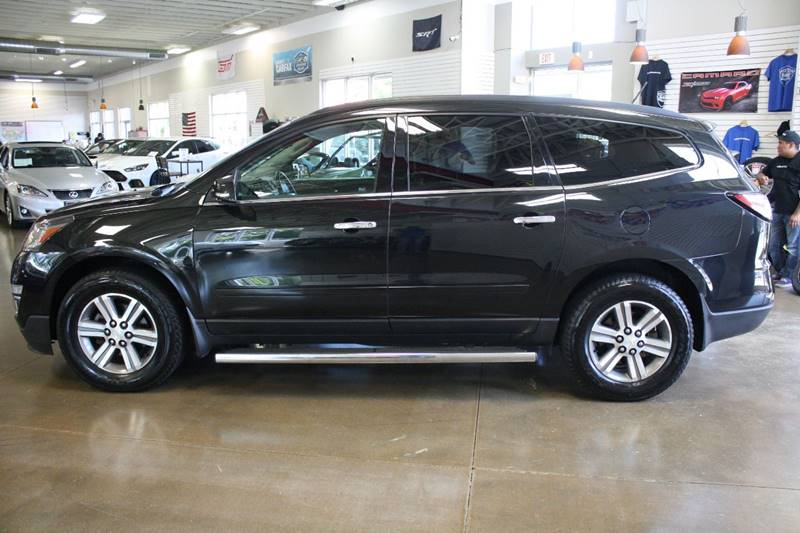 2015 Chevrolet Traverse for sale at 608 Motorsports in Madison WI