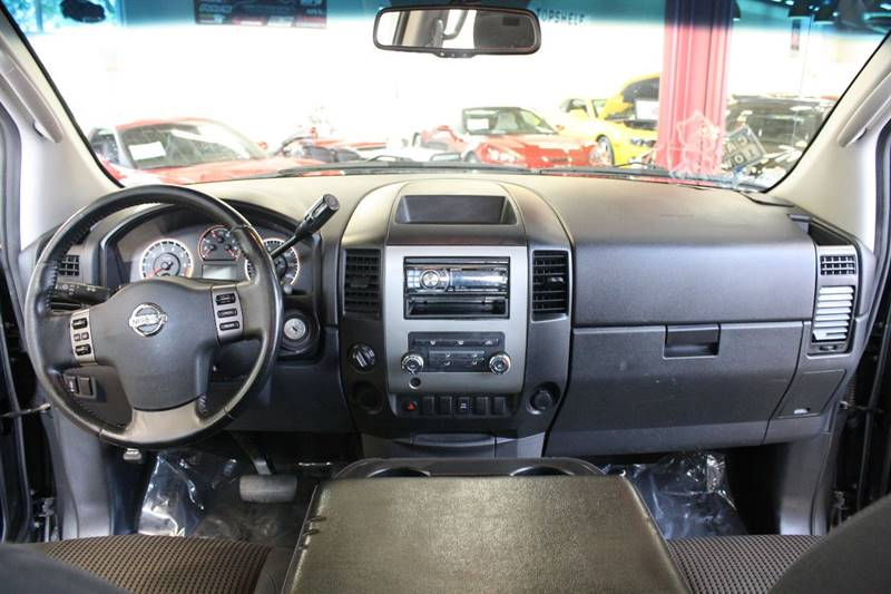 2009 Nissan Titan for sale at 608 Motorsports in Madison WI