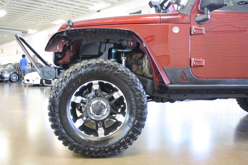 2009 Jeep Wrangler Unlimited for sale at 608 Motorsports in Madison WI