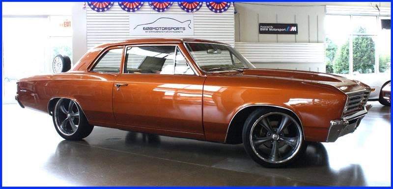 1967 Chevrolet Chevelle for sale at 608 Motorsports in Madison WI