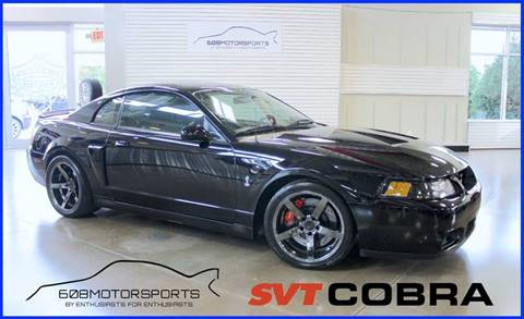 2004 Ford Mustang SVT Cobra for sale in Madison, WI