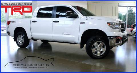 2011 Toyota Tundra for sale in Madison, WI