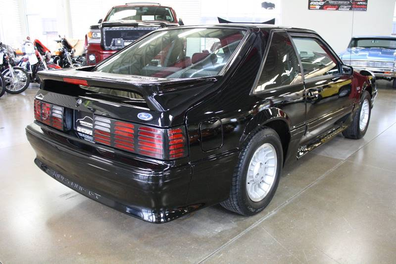 1990 Ford Mustang GT 2dr Hatchback: 1990 Ford Mustang