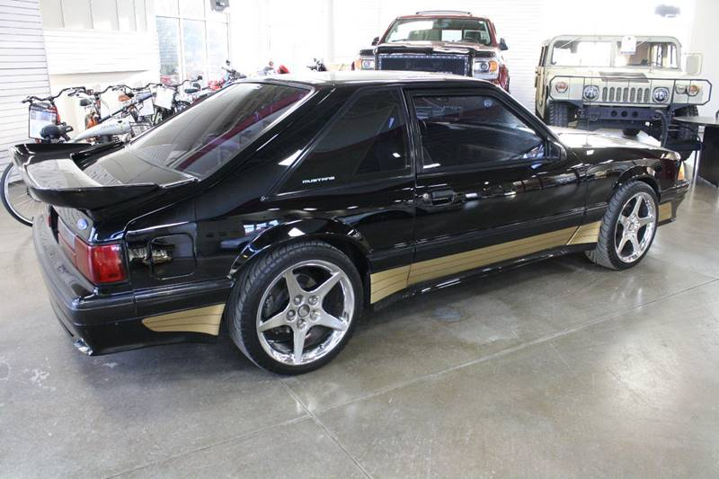 1989 Ford Mustang LX 5.0 2dr Hatchback: 1989 Ford Mustang