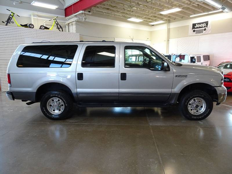 Ford Excursion XLT In Madison WI Motorsports - 2005 excursion