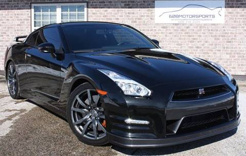 2015 Nissan GT-R for sale at 608 Motorsports - Sold Inventory in Sun Prairie WI