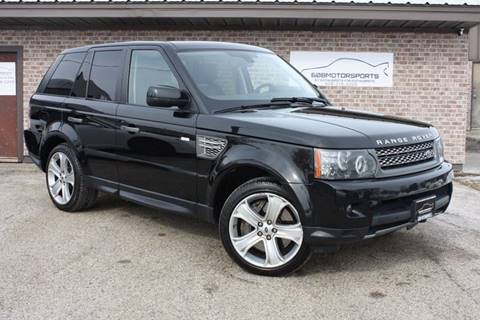2011 Land Rover Range Rover Sport for sale at 608 Motorsports - Sold Inventory in Sun Prairie WI