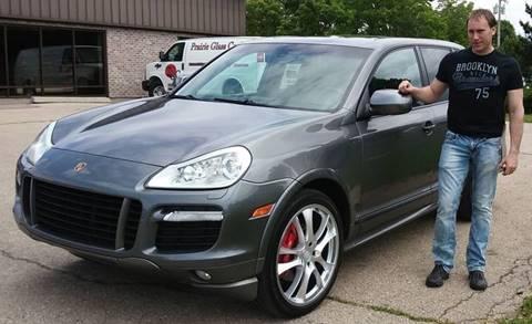 2010 Porsche Cayenne for sale at 608 Motorsports - Sold Inventory in Sun Prairie WI