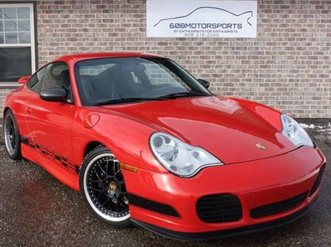 2003 Porsche 911 for sale at 608 Motorsports - Sold Inventory in Sun Prairie WI
