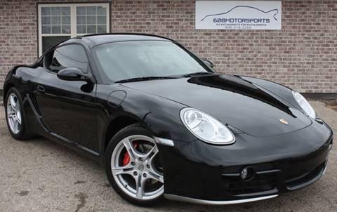 2006 Porsche Cayman for sale at 608 Motorsports - Sold Inventory in Sun Prairie WI
