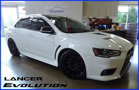 2010 Mitsubishi Lancer Evolution For Sale - Carsforsale.com®