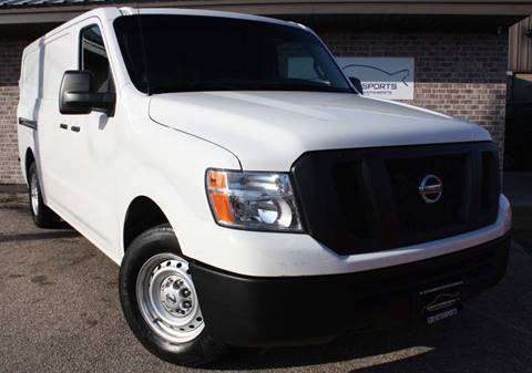2012 Nissan NV Cargo for sale at 608 Motorsports - Sold Inventory in Sun Prairie WI