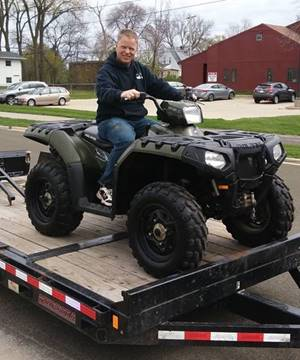 2010 Polaris 550 EFI for sale at 608 Motorsports - Sold Inventory in Sun Prairie WI