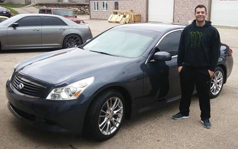 2008 Infiniti G35 for sale at 608 Motorsports - Sold Inventory in Sun Prairie WI