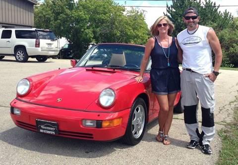 1990 Porsche 911 for sale at 608 Motorsports - Sold Inventory in Sun Prairie WI