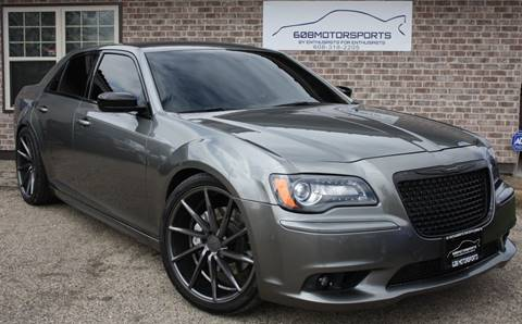 2012 Chrysler 300 for sale at 608 Motorsports - Sold Inventory in Sun Prairie WI