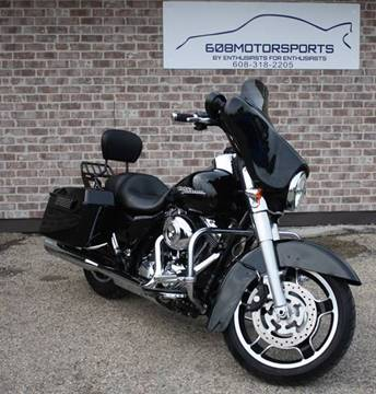 2012 Harley-Davidson Street Glide for sale at 608 Motorsports - Sold Inventory in Sun Prairie WI