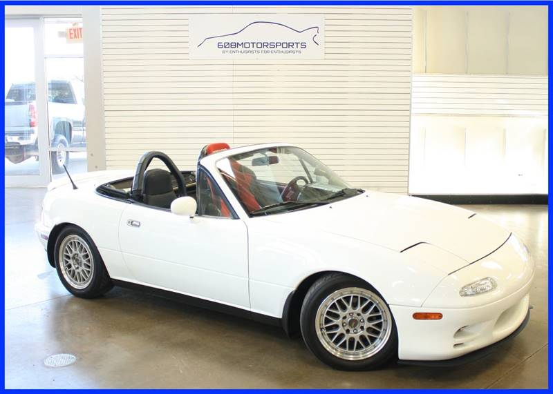1992 Mazda MX-5 Miata for sale at 608 Motorsports in Madison WI