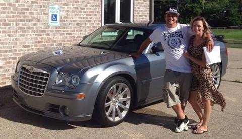 2006 Chrysler 300 for sale at 608 Motorsports - Sold Inventory in Sun Prairie WI