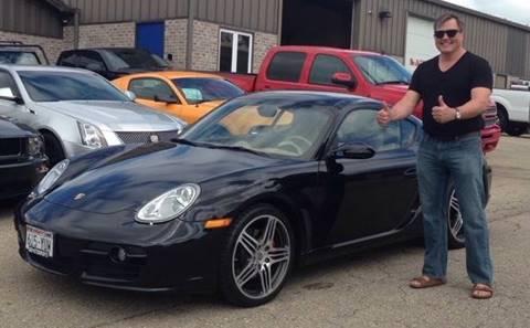 2008 Porsche Cayman for sale at 608 Motorsports - Sold Inventory in Sun Prairie WI