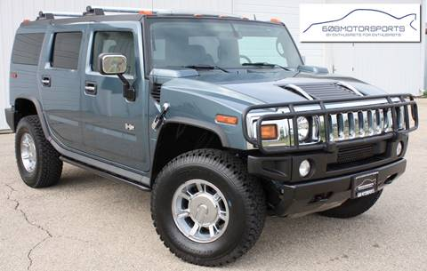 2005 HUMMER H2 for sale at 608 Motorsports - Sold Inventory in Sun Prairie WI