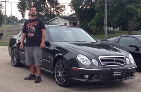 2004 Mercedes-Benz E-Class for sale at 608 Motorsports - Sold Inventory in Sun Prairie WI