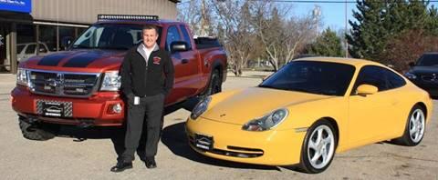 2001 Porsche 911 for sale at 608 Motorsports - Sold Inventory in Sun Prairie WI